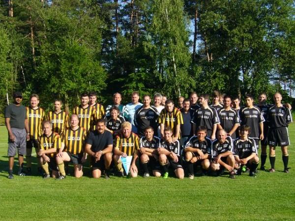 15 Jahre Löwen - Spiel gegen Frickenhausen