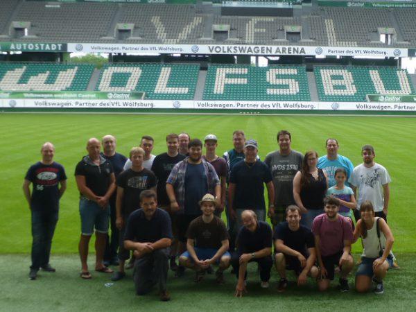 Wolfsburg 2016 - Löwenausflug